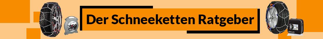 ⇒ Schneeketten Test ++ Testsieger 2019/2020 ++ Top 5